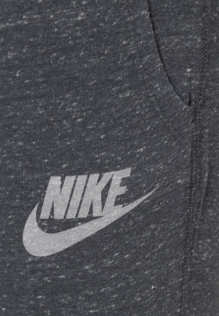 Nike Sportswear GYM VINTAGE CAPRI - Tracksuit bottoms - grey - Zalando.co.uk
