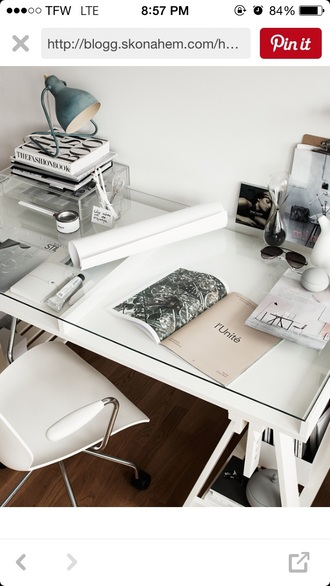 fashion table desk home accessory hipster office supplies stationary pinterest home decor