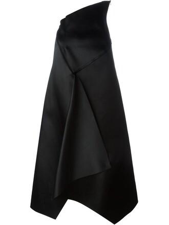 skirt maxi skirt maxi black