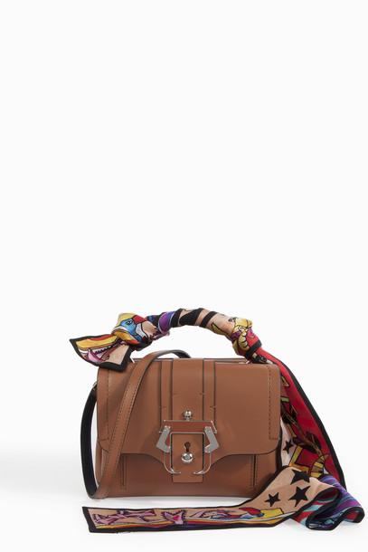 PAULA CADEMARTORI women bag brown