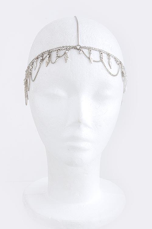 Jasmine hair chain