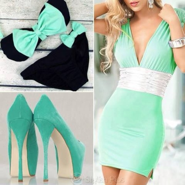 dress swimwear