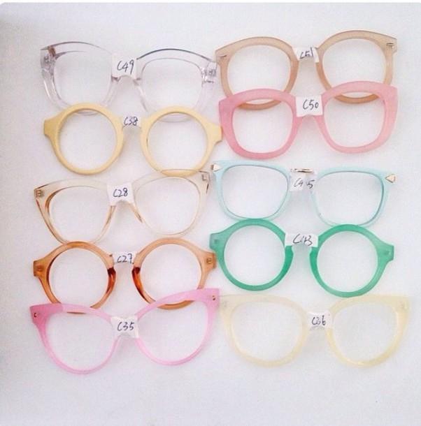 sunglasses, glasses, round glasses, cat eye, eyeglasses frames, big ...