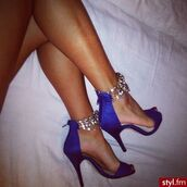 shoes,heels,royal blue,open toes,jeweled ankle strap,zipper back,royal blue heels,blue high heels,high heels,blue shoes,royal wedding,blue hat,blue heels,royal bue,diamond straps,prom shoes,prom,please let me knw,peep toe heels,open toes high heel,strappy heels,cute,cute high heels