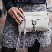 bag,grey bag