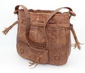 bag,handbag,shoulder bag,crossbody bag,leather bag,statement bag,bucket bag,leather bucket bag,brown bag,embossed bag,camel bag,womens bag,gift for wife,gifts for her,birthday gifts for her