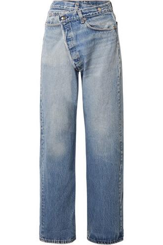 jeans denim high