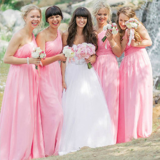 dress hot sexy prom white royal maxi long pink pastel pastel pink style stylish amazing prom dress bridesmaid maxi dress wedding