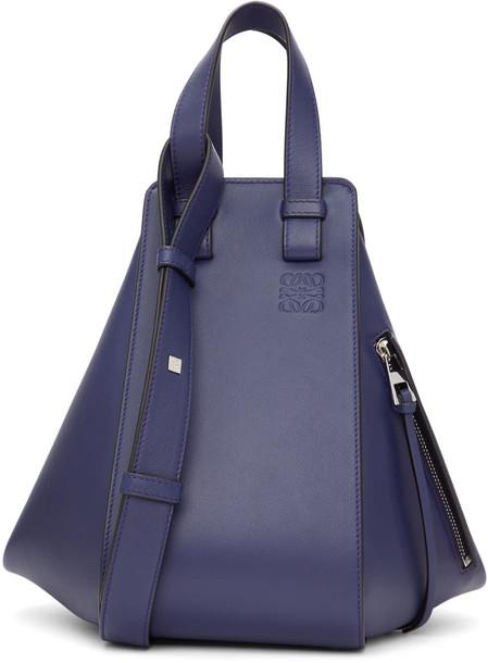 LOEWE bag navy