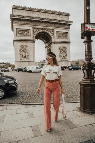 the fashion fraction blogger shirt pants shoes belt sunglasses bag jewels
