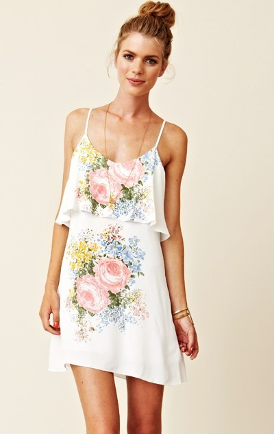 Moon Silk Summer Lovin' Dress