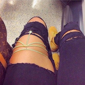 pants black jeans
