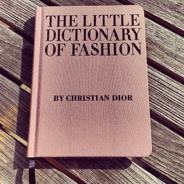 The Little Dictionary of Fashion: A Guide to Dress Sense ...