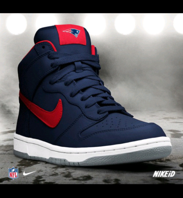 Shoes Sneakers Nike Id High Top Sneakers High Top
