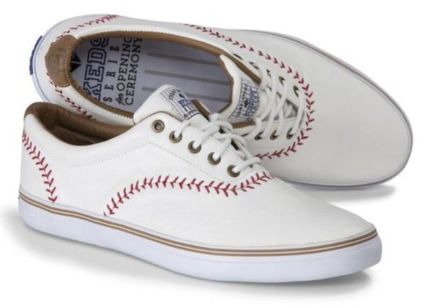 keds leather baseball shoes