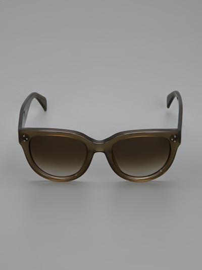 Céline 'audrey' sunglasses
