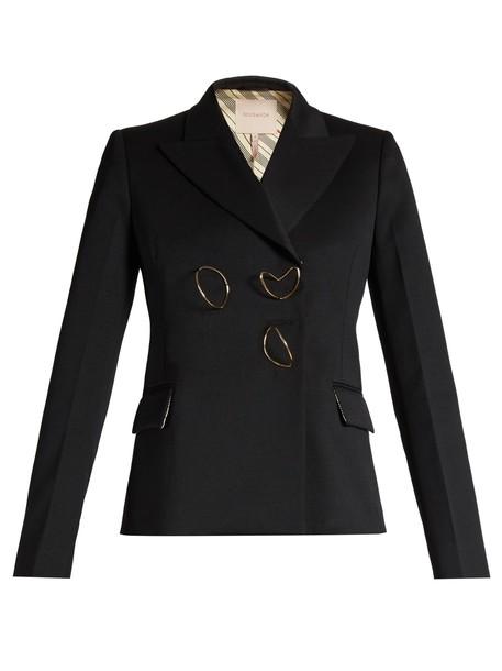Roksanda jacket wool black