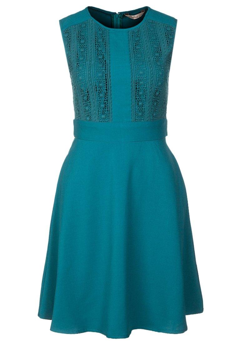 Darling FAYE - Dress - petrol - Zalando.co.uk
