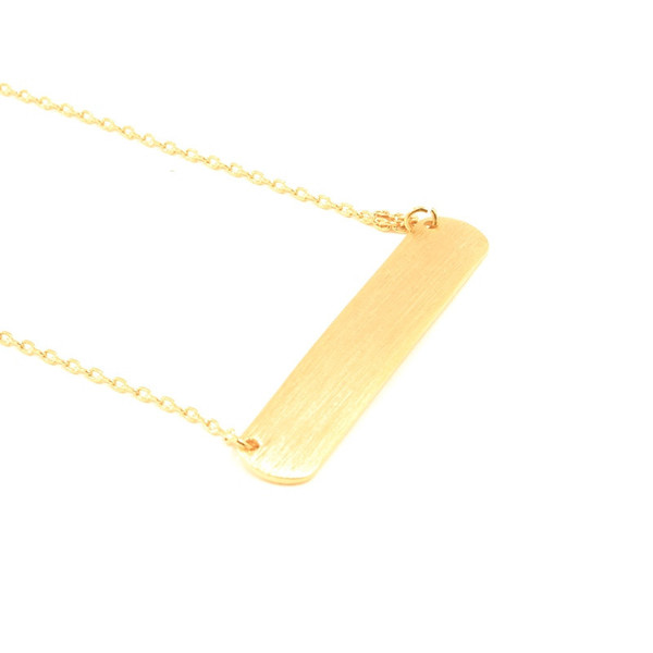 jewels anarchy street gold gold necklace name necklace nameplate necklace customized