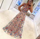dress,pink,flowers,long,prom,gown,nude dress,pretty,maxi dress,prom dress,floral dress,blue,tan,floral formal dress,high necked,floral,formal dress,lace,sheer,nude,clothes,red floral dress,blue floral dress,blue dress,red,red dress,long dress,flowerdress,prom gown,pink flowers beautiful,floral gown,long floral gown,pink dress,long prom dress,pink flowers,full length,got this from instagram,sleeveless,peach,illusion neckline prom dress,sherri hill,sheer flower prom dress,layer,embroidered,lace dress,silk,cute,shop cute dresses,need ,girly,summer dress,dressofgirl,mesh,special occasion dress,long bridesmaid dress,homecoming dress,delicate,homecoming,sweet 16,formal,fancy