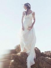 2015 wedding dresses,bridal gown,bridal dresses,bride dresses,wedding gowns,lace wedding dress,beach wedding dress,wedding dress,dreamcatcher necklace