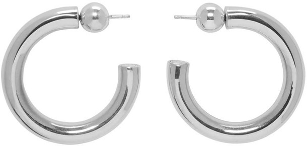 Sophie Buhai earrings hoop earrings silver jewels