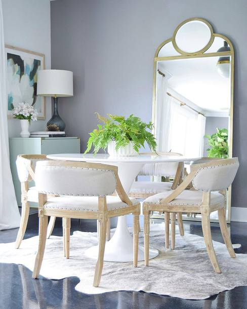 home accessory tumblr home decor furniture home furniture dining room table chair mirror