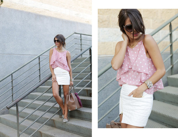 seams for a desire bag jewels skirt sunglasses top