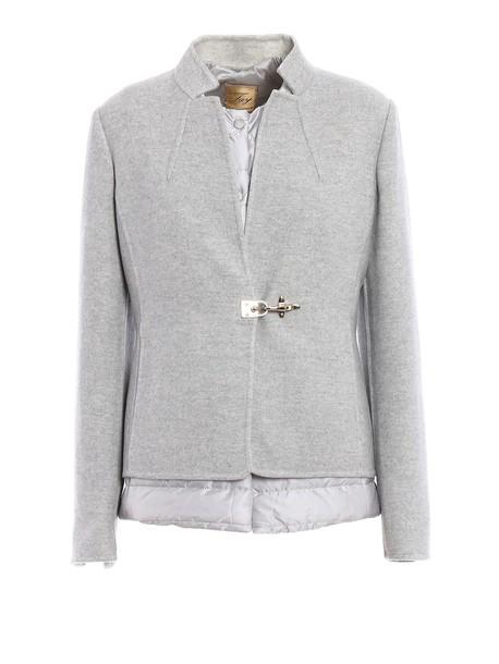 jacket vest wool
