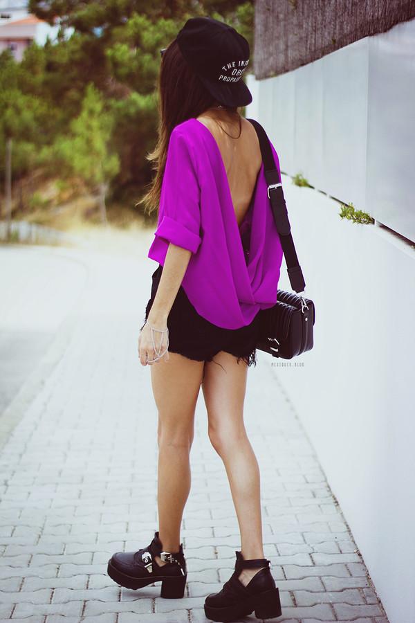 mexiquer sunglasses blouse shoes