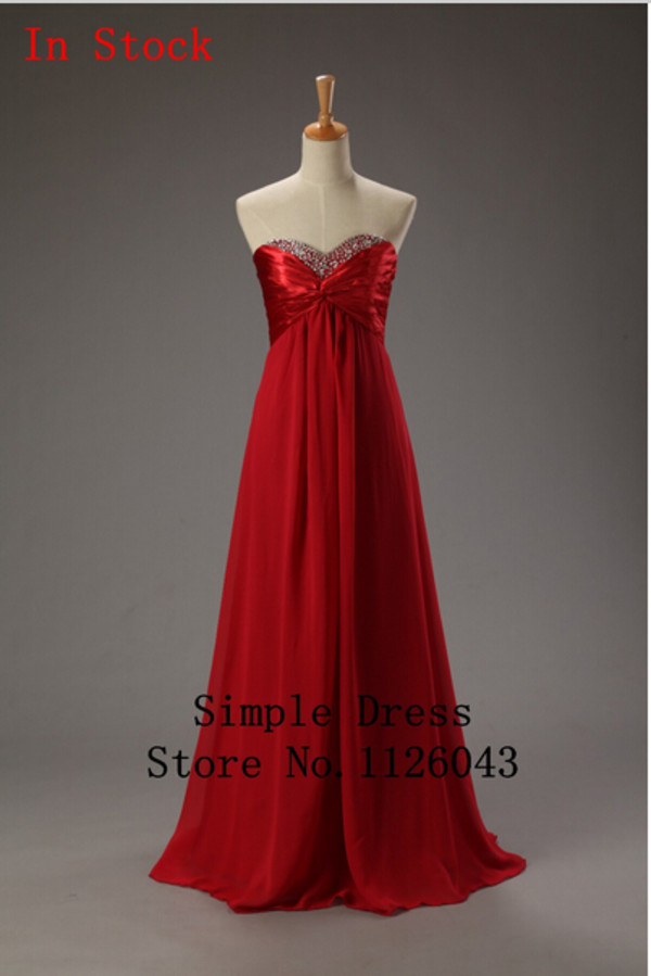 red evening dress long evening dress red party dress red bridesmaid dress sweetheart dress long part dress long prom dress prom dress red prom dress red wedding dress