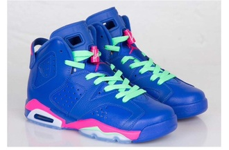 pink shoes jordans sneakers