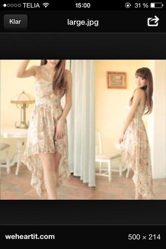 dress boho dress boho chic boho style high low dress