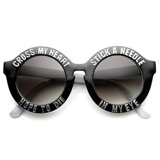 sunglasses eyewear round frames round sunglasses