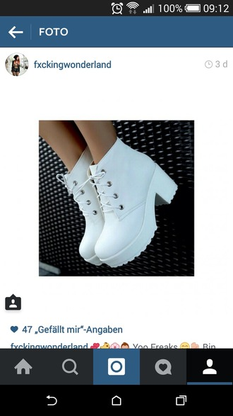shoes white shoes edgy grunge shoes