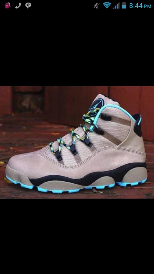 c6246147fa8c89 Jordan 6 Rings Winterized - Men s - Basketball - Shoes - Khaki Black ...