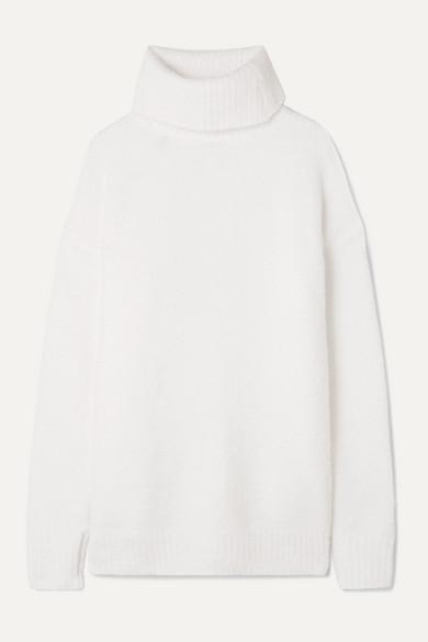 ATM Anthony Thomas Melillo - Chenille turtleneck sweater