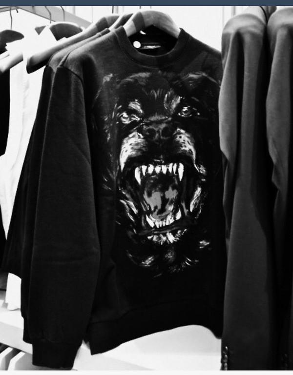 dark dog grunge