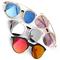 Reflex mirrored sunglasses