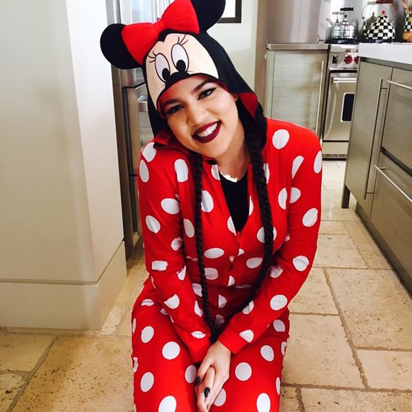 pajamas minnie mouse