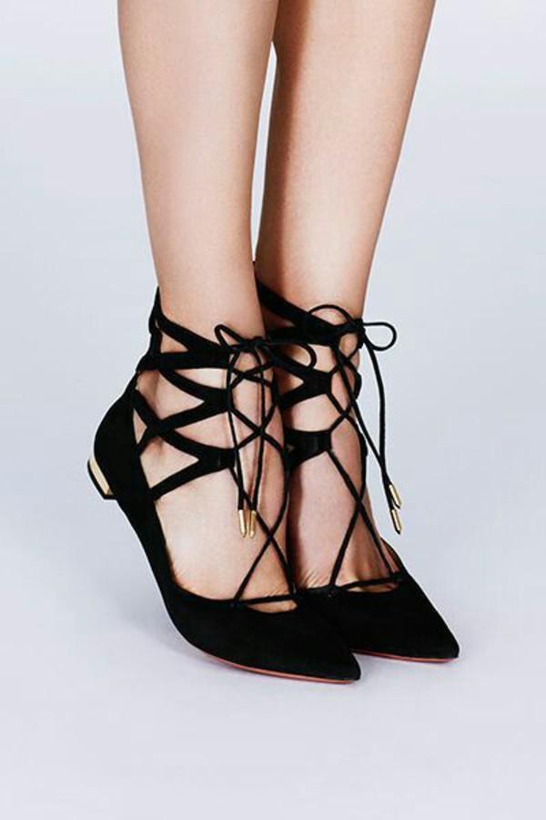 shoes strappy flats flat sandals black sandals black low heel sandals