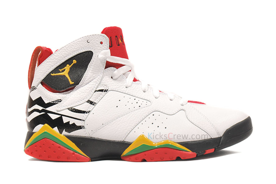 Nike air jordan 7 retro bin 23 collection (436206