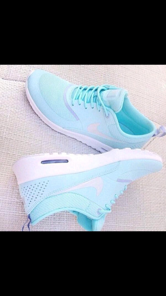 baby blue shoes nike nike running shoes white nike sneakers nikes