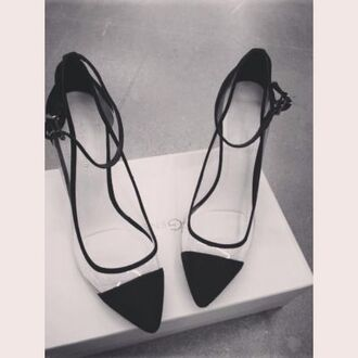 shoes pumps plastic