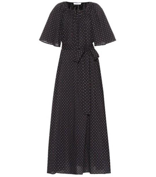 Marysia dress cotton black