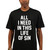 Adapt Advancers — Breezy Excursion X Adapt :: All I Need (Clyde) (Men's Black Tee)