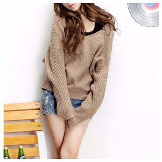 sweater clothes fashion hoodie cute fall outfits kawaii girly top