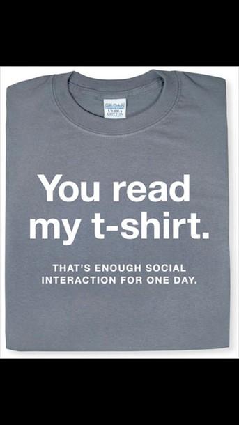 shirt gray tee grey t-shirt funny shirt graphic tee funny
