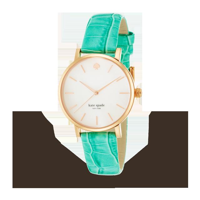 Kate Spade Metro Ladies Watch | Designer Watches | Watches | Goldsmiths