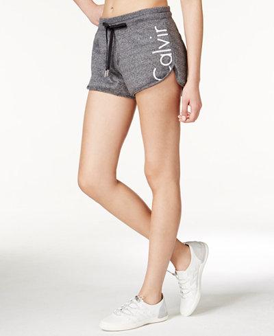 Calvin Klein Performance Terry Logo Shorts Shorts